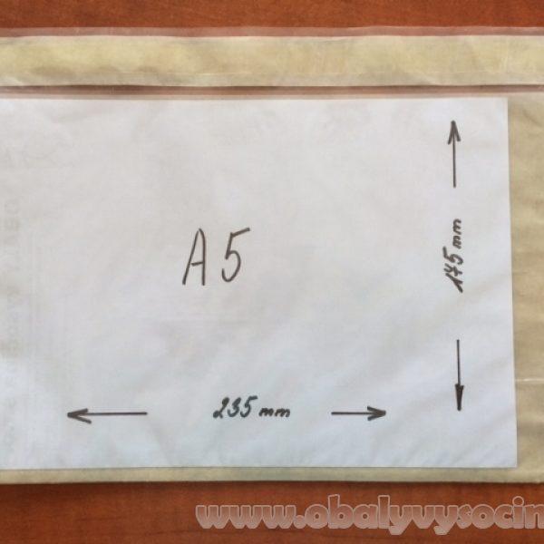 Transportní obálka A5 235 x 175 mm [1 ks]