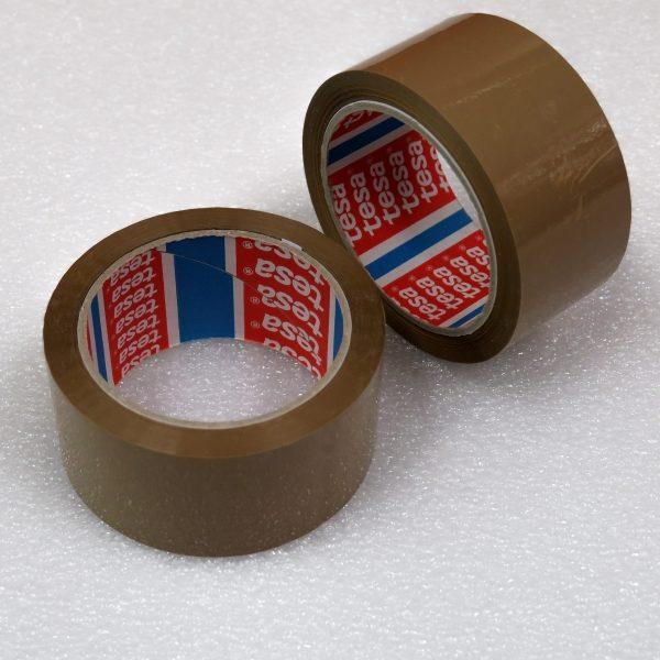 Tesa Standard Havana 4280 lepicí páska hnědá 48 mm x 66 m