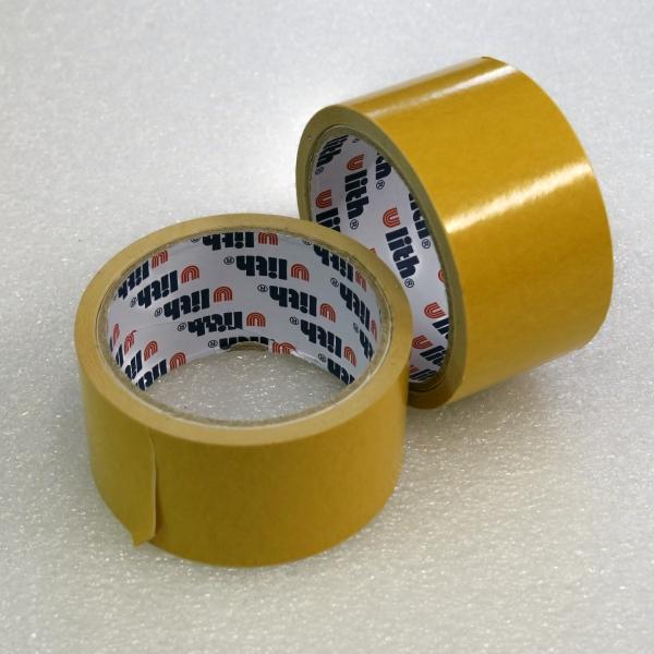 Oboustranná lepící páska s tkaninou 10 m x 50 mm