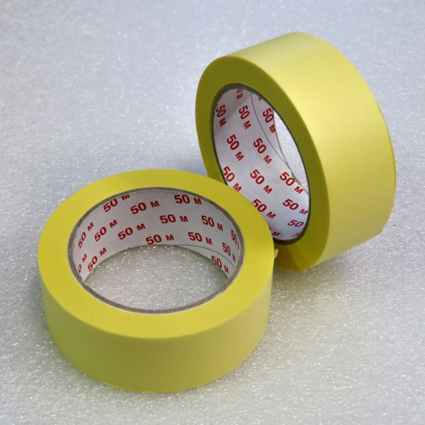 Lepicí páska krepová 38 mm x 50 m