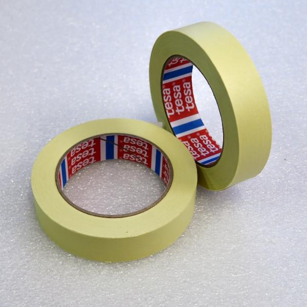krepová páska zakrývací 25mmx50m