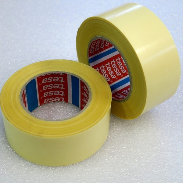 Univerzální oboustranná páska s textilní výztuhou - 50 mm / 25 m