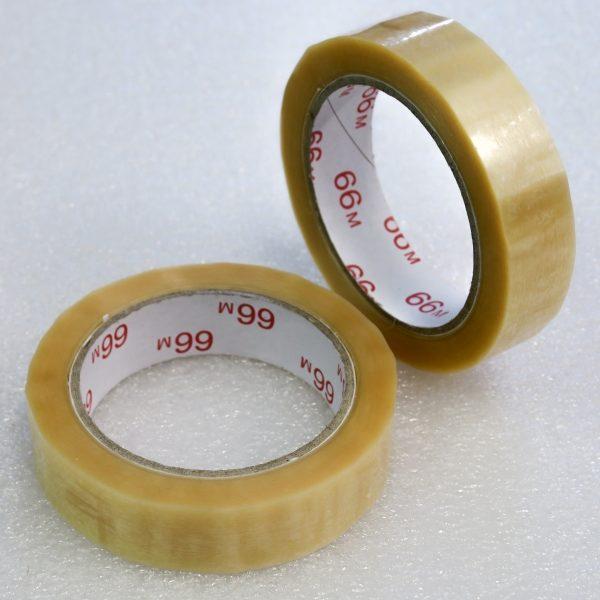 Lepicí PVC páska - 25 mm x 66 m
