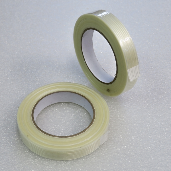 Lepící páska filamentní s podélnými skelnými vlákny 19 mm x 50 m