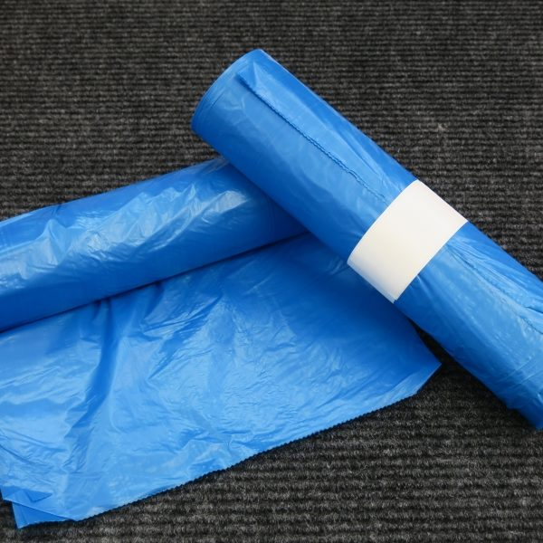 Mikrotenové sáčky modré 70 x 110 cm
