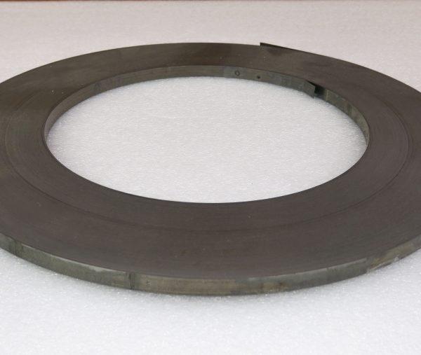 Vázací páska ocelová 16 mm x 0.5 mm [1 kg]