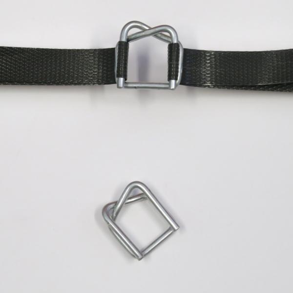 Vázací spony zinkové pro pásku 15 mm [1000 ks]