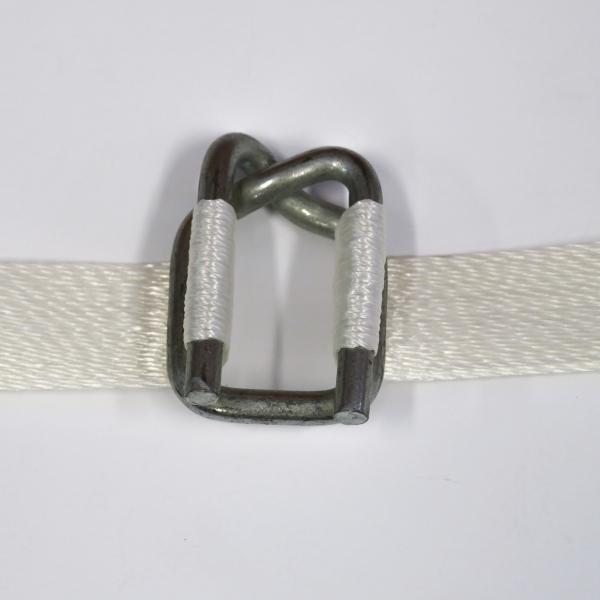 Vázací spony zinkové pro pásku 16 - 19 mm [1000 ks]