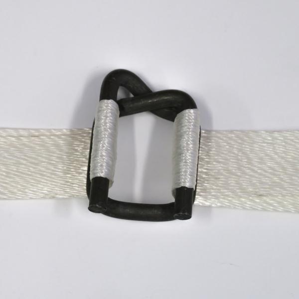 Vázací spony kovové pro pásku 16 - 19 mm [1000 ks]