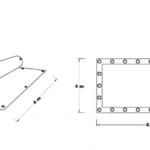 Plachta zakrývací 4x6 m 85 g/m2 STPL4X6