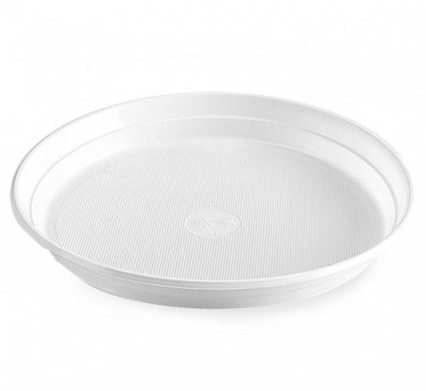 Wimex talíř bílý PP 21 cm