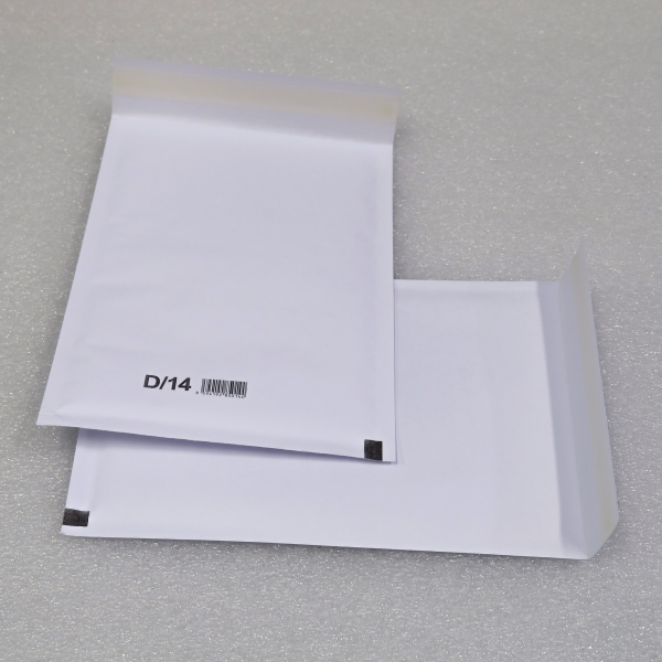 Bublinková obálka č. 4 A5 200x275 č. 14/D - bílá ( 1 ks) Antalis 102772