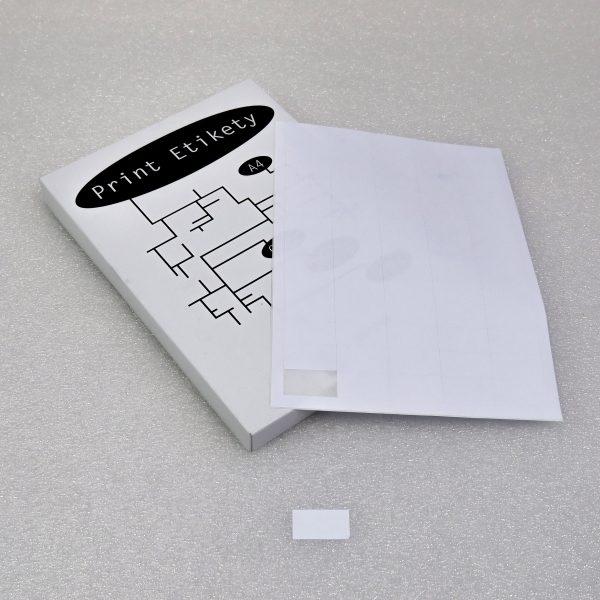 Samolepící etikety 210 x 297 mm [100 ks]