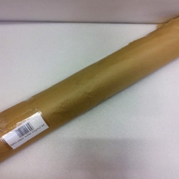 Balící papír sulfát role 1