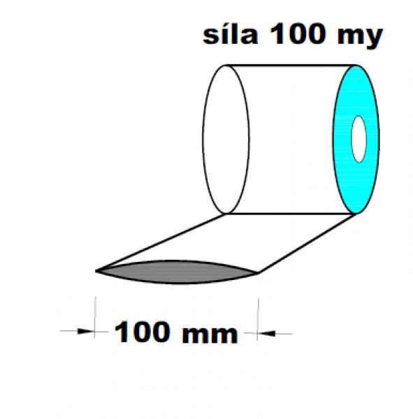 LDPE fólie hadice 1.A kvalita 100 mm 100 my 1 kg