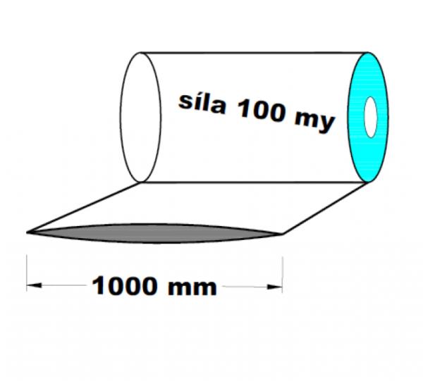 LDPE fólie hadice 1000 mm 100 my 1 kg