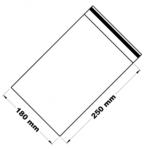 Uzavíratelné zip sáčky 18 x 25 cm [100 ks]