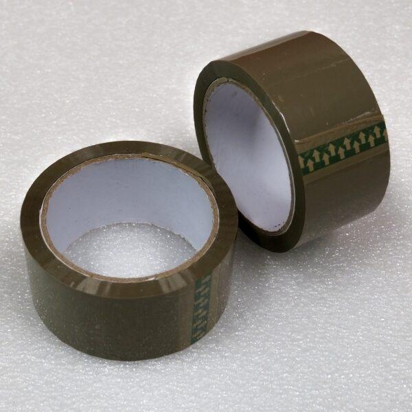 Lepící páska 48mm x 66m hnědá