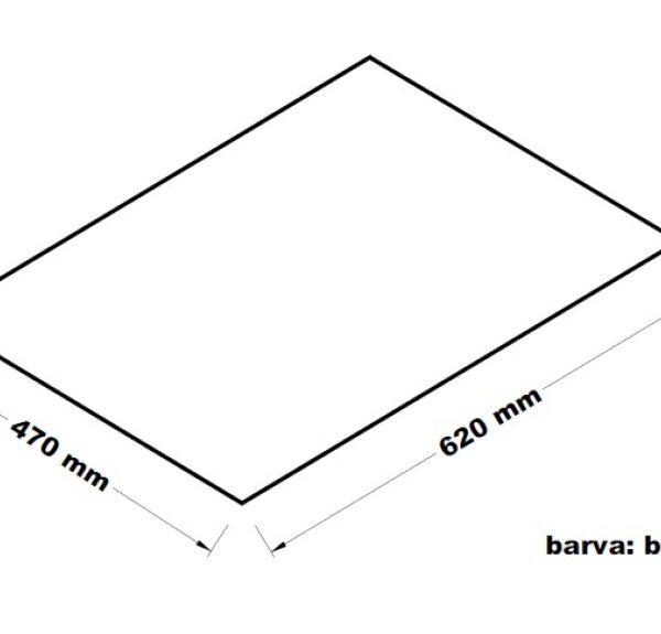 Hadr na podlahu - 47 x 62 cm