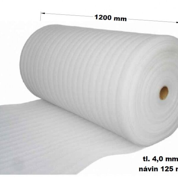 Pěnový polyetylen - 1200 mm / 4 mm