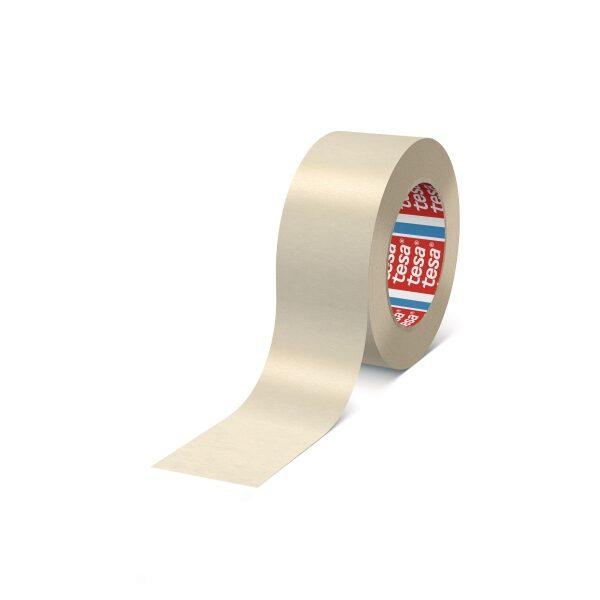 Jemně krepovaná papírová maskovací páska - 38 mm / 50 m
