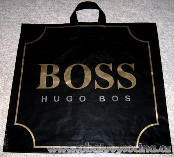Taška s uchy černá BOSS 15 kg